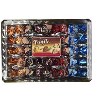 Elvan Truffle Tray Hazelnut 12/350 gr