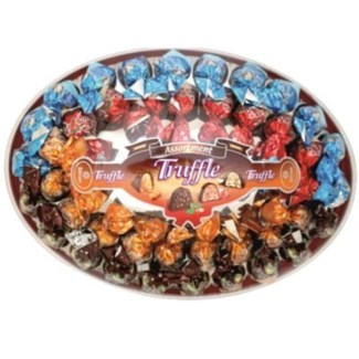 Elvan Truffle Mix Assort. (Elips) 6/700 gr