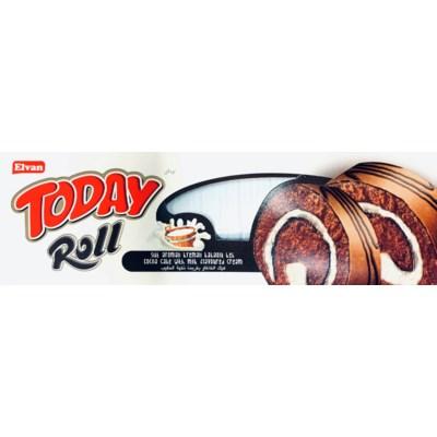 Elvan Roll Cake Milk Cocoa 12/270 gr