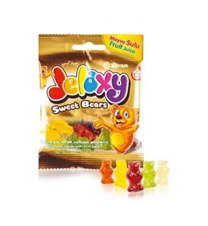 Elvan Jelaxy Sweet Bears 80 gr (12x6)