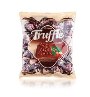 Elvan Truffle Choc w/HAZEL BAGS ===10/500 gr===