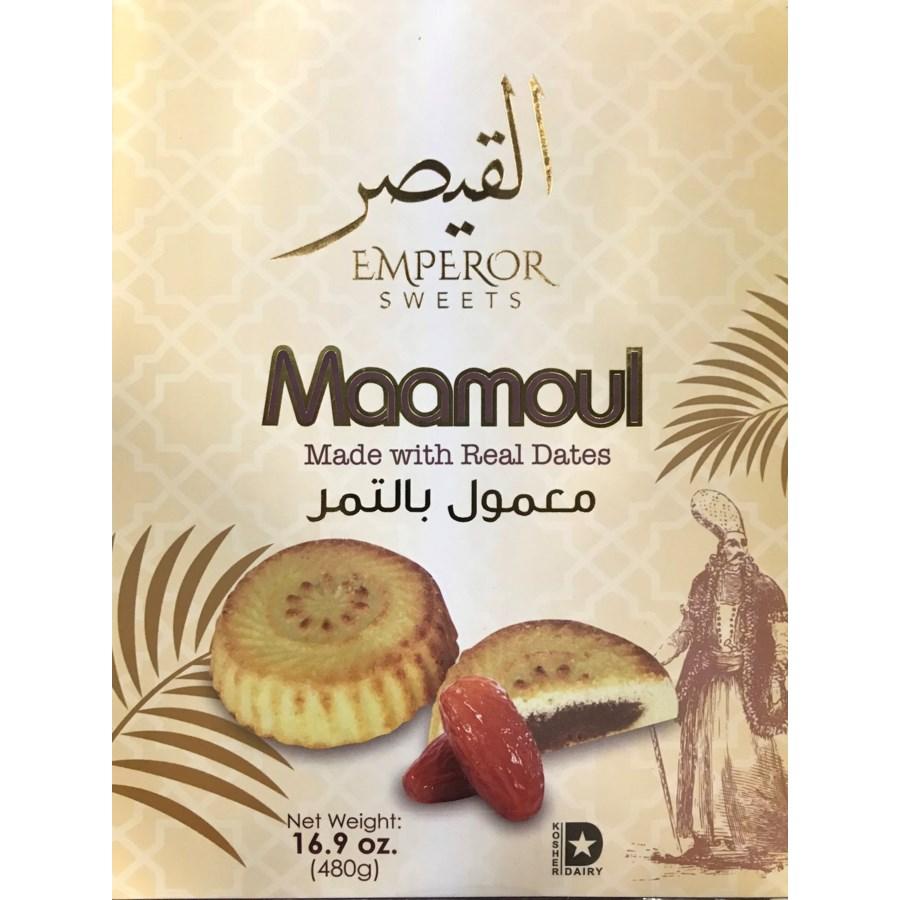 Emperor Maamoul Cookies 15/480 gr
