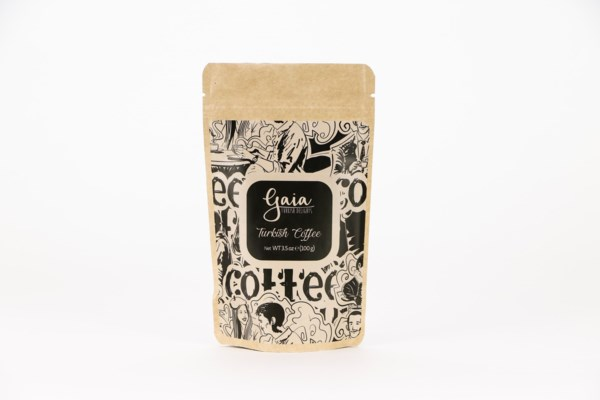 Gaia Turkish Coffee 10/100 gr