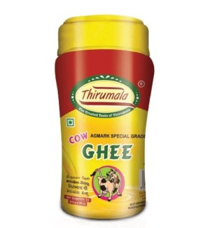 Thirumala Ghee 12/32 oz
