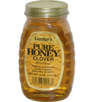 Gunter's Honey Clover 24/8 oz