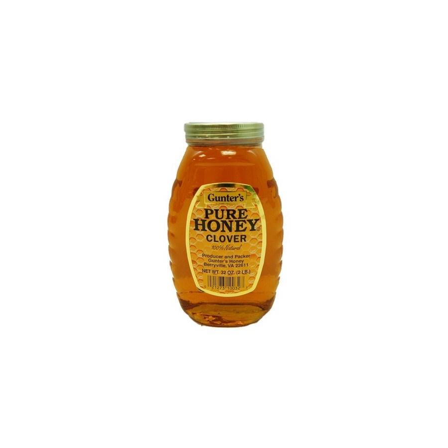 Gunter's Honey Clover 12/2 lb
