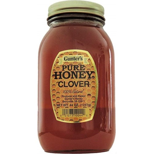 Gunter's Honey Clover 12/44 oz