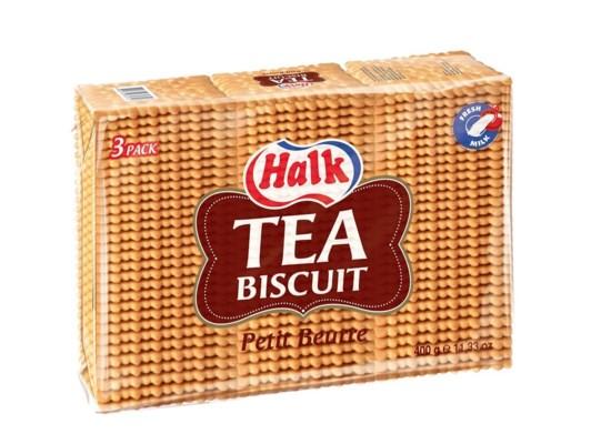 Halk Tea Biscuit 10/400 gr