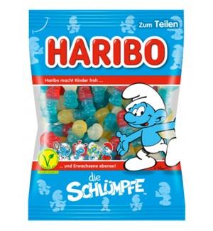 Haribo Smurfs 24/80 gr