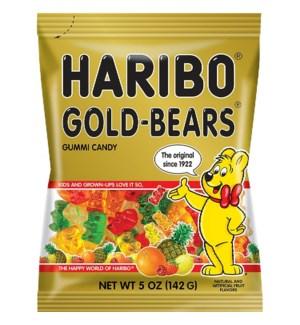 Haribo Golden Bears Large 30/160 gr