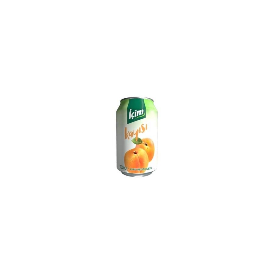 Icim Apricot Juice (can) 12/330 ml
