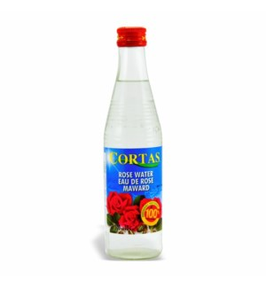 Cortas Rose Water 12/17 oz