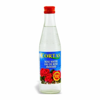 Cortas Rose Water 12/17 oz