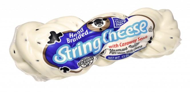 Karoun String Cheese w/seed 22/13 oz