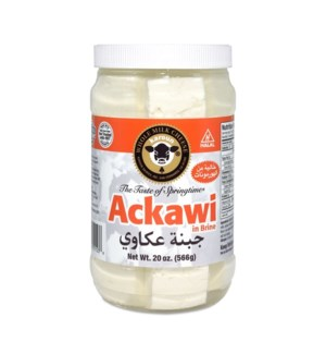 Karoun Akawi Cheese In Jar12/20oz