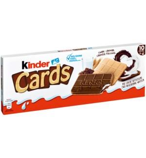 Kinder Cards Single 30pk