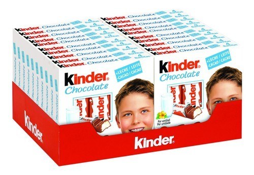 Kinder Chocolate 20/50 gr
