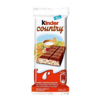 Kinder Country 40/23.5 gr