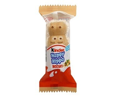 Kinder Happy Hippo SINGLE 20x20.7 gr