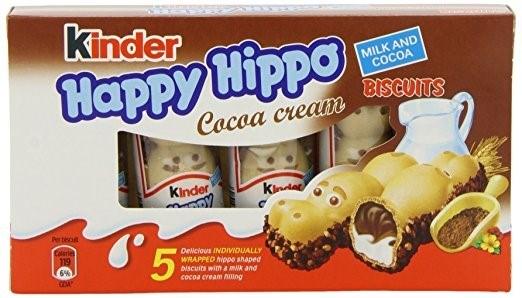 Kinder Happy Hippo 10/103 gr