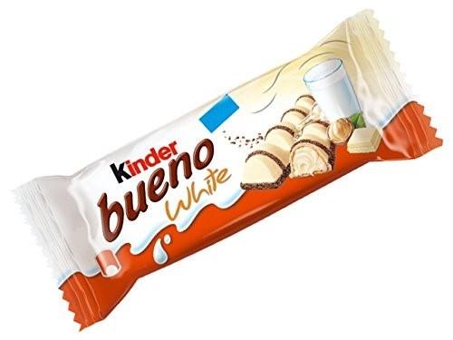 Kinder Bueno White 30/43 gr