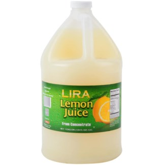 Lemon Juice 4/1 gal