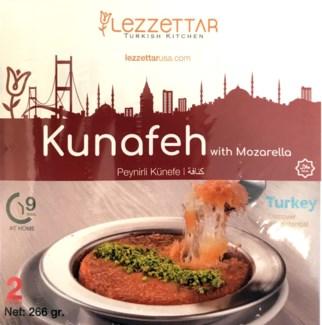 Lezzettar Kunefa 36/2 pc