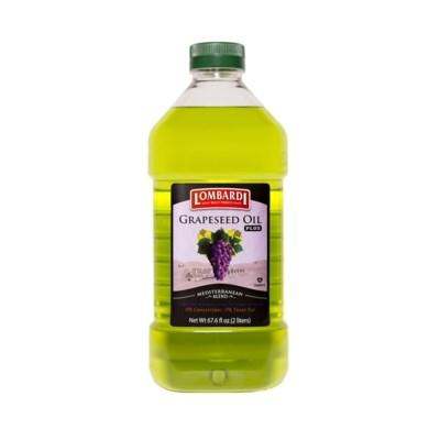 Lombardi Pure Grape Seed Oil 12/1 lt