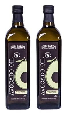 Lombardi Extra Virgin Avocado Oil 12/1 lt
