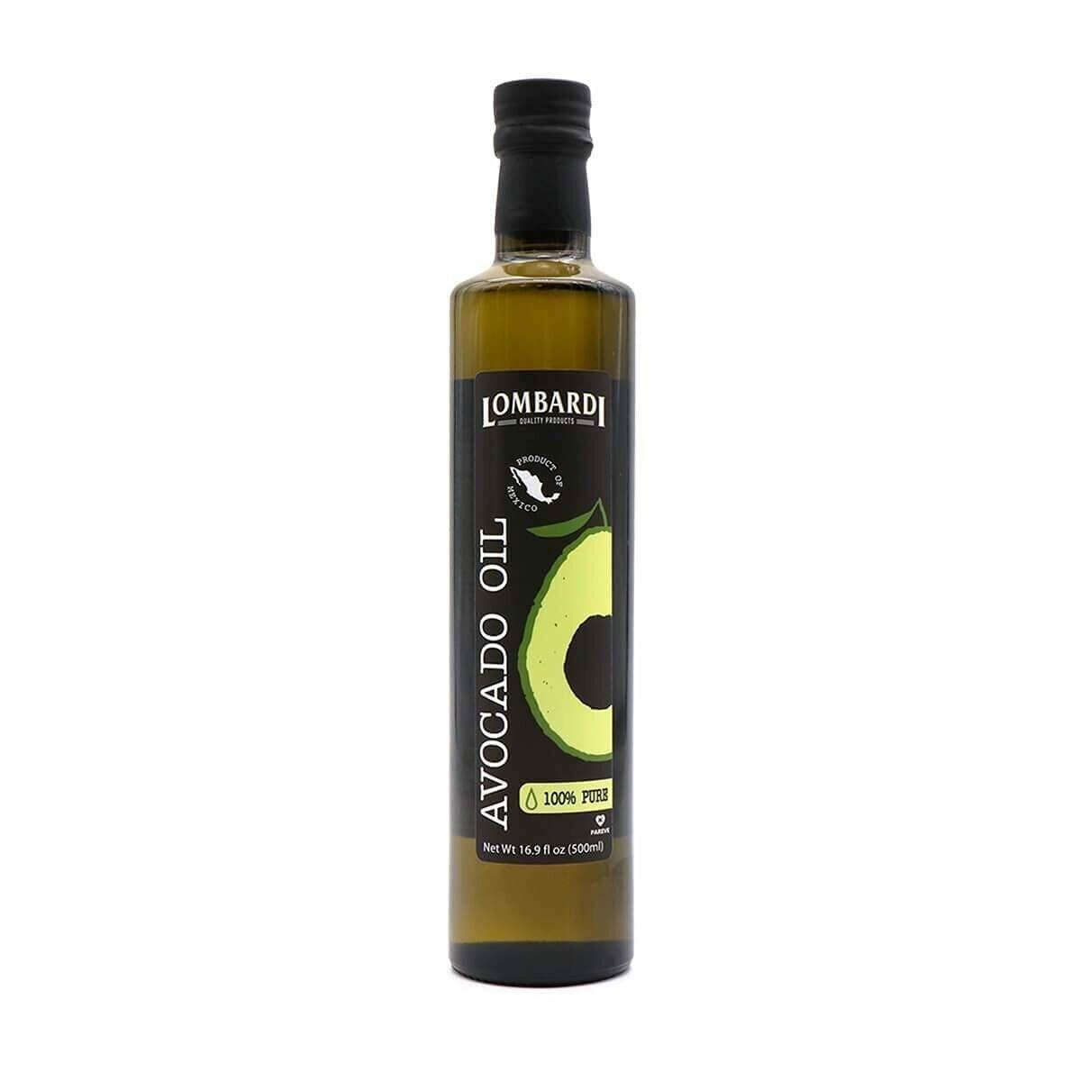 Lombardi Pure Avocado Oil 12/500 ml
