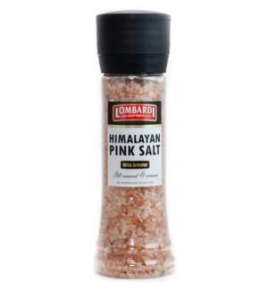 Lombardi Pink Himalayan Sea Salt 6/320 gr
