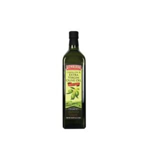 Lombardi Cracked Green olives w/Lemon 6/730 gr