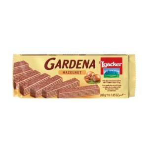 Loacker Gardena Hazelnut 10/200 gr