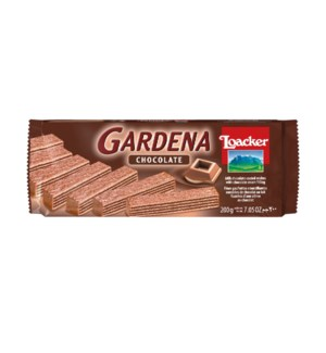 Loacker Gardena Chocolate 10/200 gr