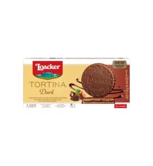 Loaker Gran Pasticceria Tortina Dark Noir 12/125 gr