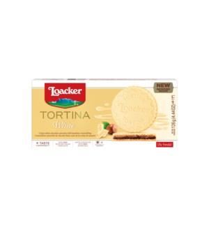 Loaker Gran Pasticceria Tortina White 12/125 gr