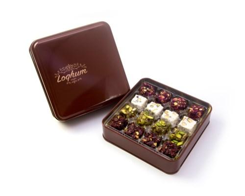 Loqhum Turkish Delight ***225 gr*** (tin) 20pk
