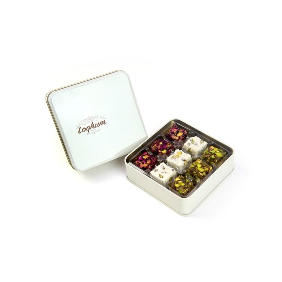 Loqhum Turkish Delights ***13 gr*** (tin) 30pk