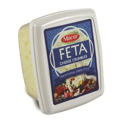 Feta Crumbles Traditional 6/6 oz
