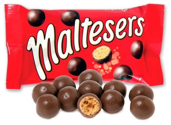 Maltesers Chocolate 25/37 gr