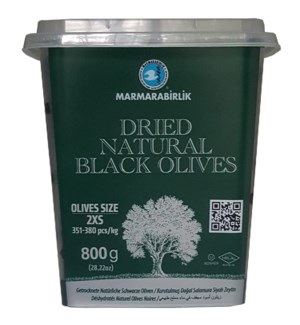 MB Dried Sele Olives (Kuru Sele) **S** 6/800 gr