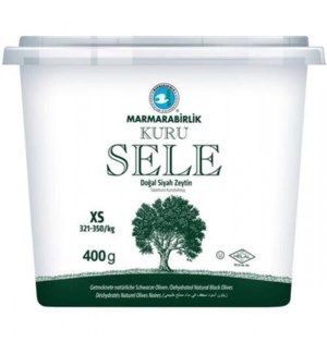MB Dried Sele Olives (Kuru Sele) 2XS 12/400 gr