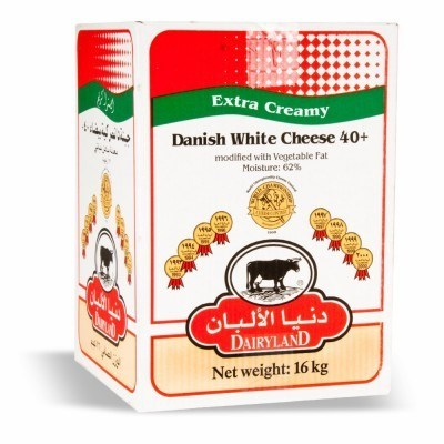Double Cream Feta Cheese 35.5 lb