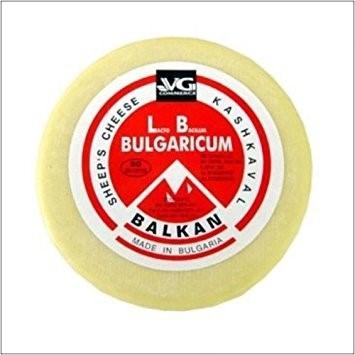 Balkan Bulgarian Mini Kashkaval 12pc (per lb)