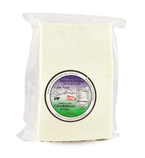 Gharibian Sweet Curd Cheese 15 lb