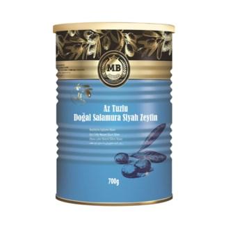 MB Olives Low Salt (Az Tuzlu) (tin) 6/700 gr