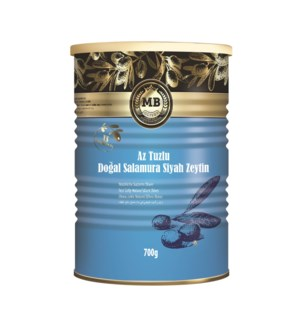 MB Olives Low Salt (Az Tuzlu) (tin) 6/700 gr