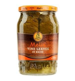 Melis Vine Leaves (glass) 12/720 ml
