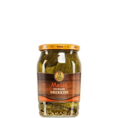 Melis Pickles Gherkins 12/720 ml