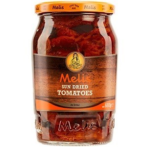 Melis Sun-dried Tomatoes 12/720 ml